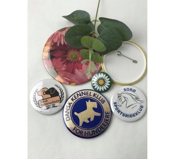 Badge med nål
