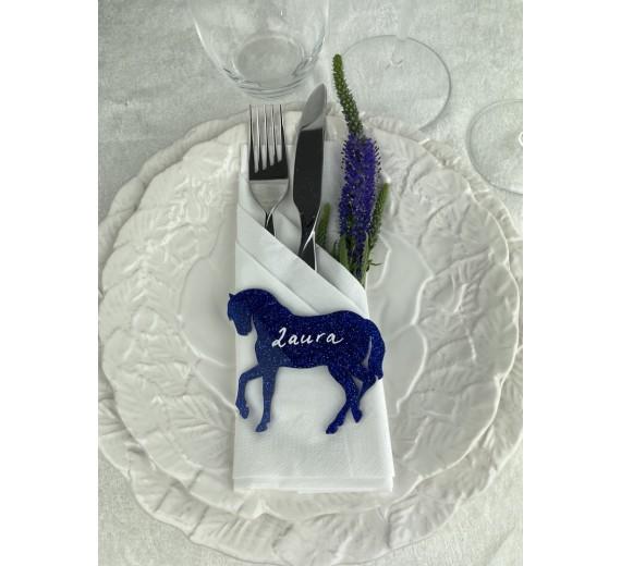 Bordkort Dressur hest