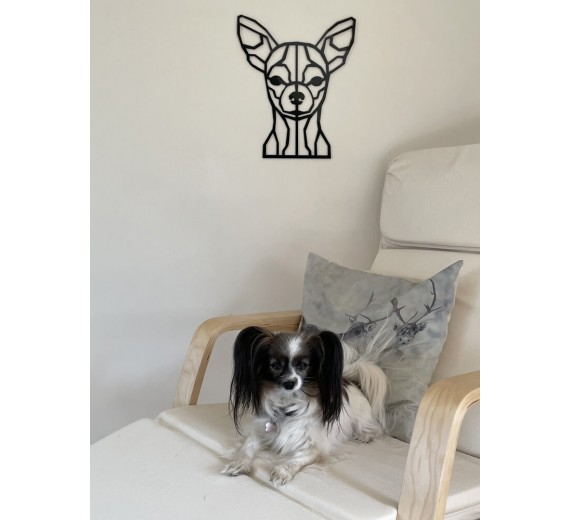 Geometrisk Chihuahua
