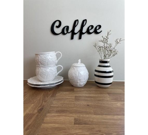 Skilt - Coffee