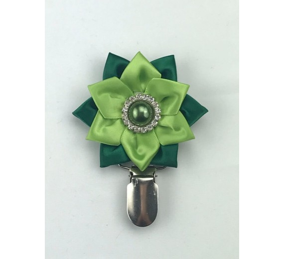 Deluxe forrest green-apple green