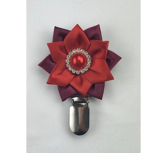 Deluxe wine-red