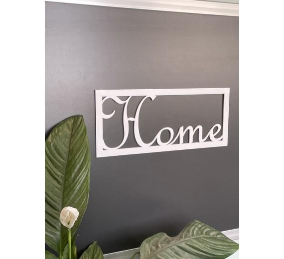 Skilt - Home
