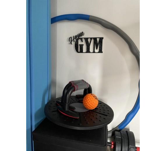 Skilt - Home gym