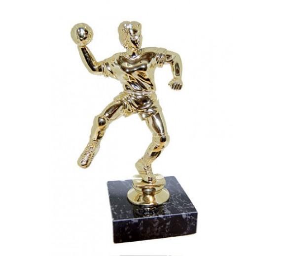 Håndboldspiller Dame - Statuette J-1316D