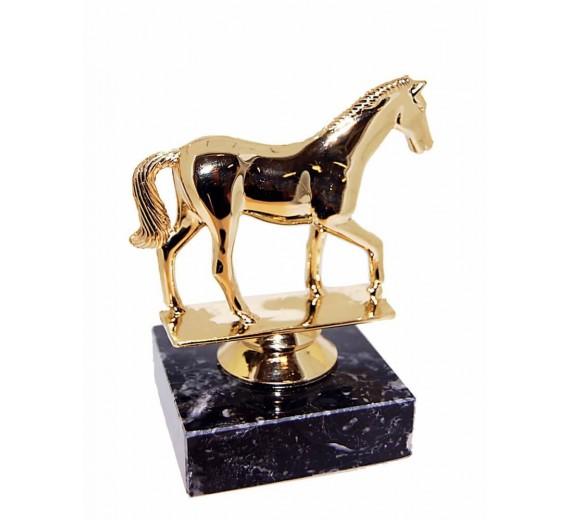 Hest uden rytter - Statuette J-1319