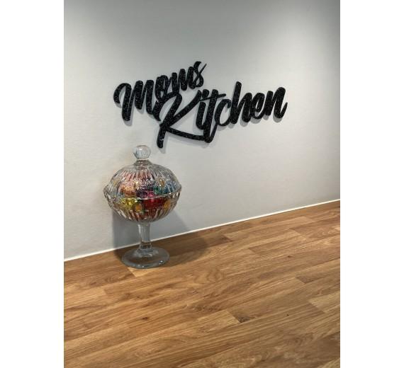 Skilt - Moms kitchen