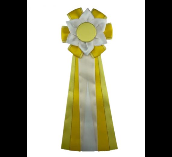 S10 gul m. guldkant