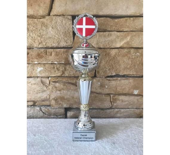 Dansk veteran champion lille