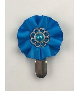 Fancy aegean blue