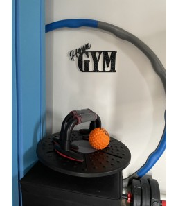 Home gym sort glimmer