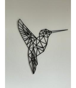 Geometrisk kolibri sort
