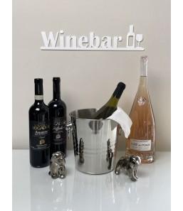 Winebar hvid