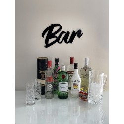 Skilt - Bar