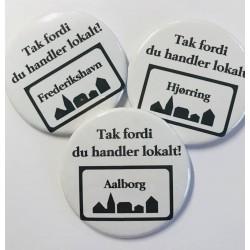Badge køb lokalt